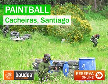 Paintball en Galicia [Cacheiras, Santiago]